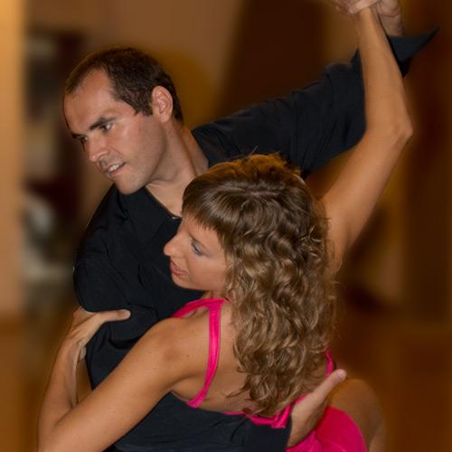 Bailes latinos, salsa, merengue y bachata